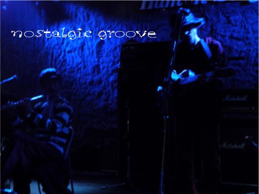 NOSTALGIC GROOVE/ノスタルジック グルーヴ
